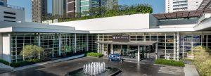 5 star hotel in Bangkok