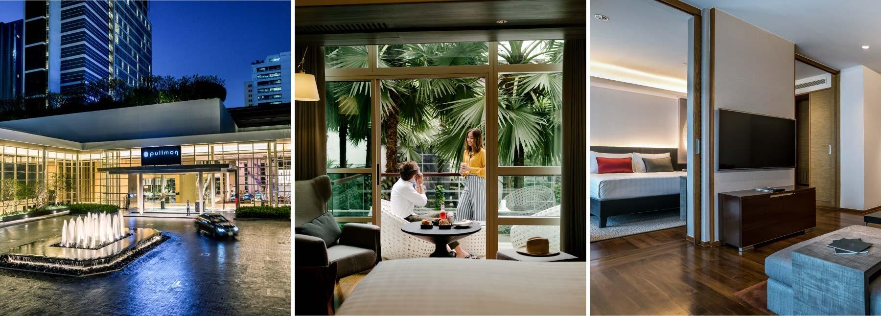 โรงแรมในกรุงเทพ