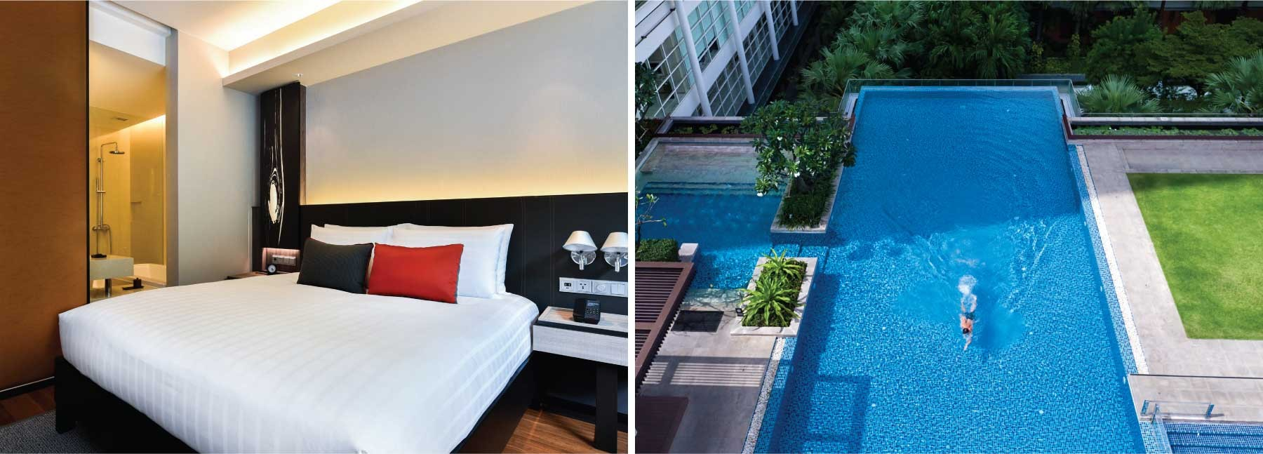 room packages in Bangkok