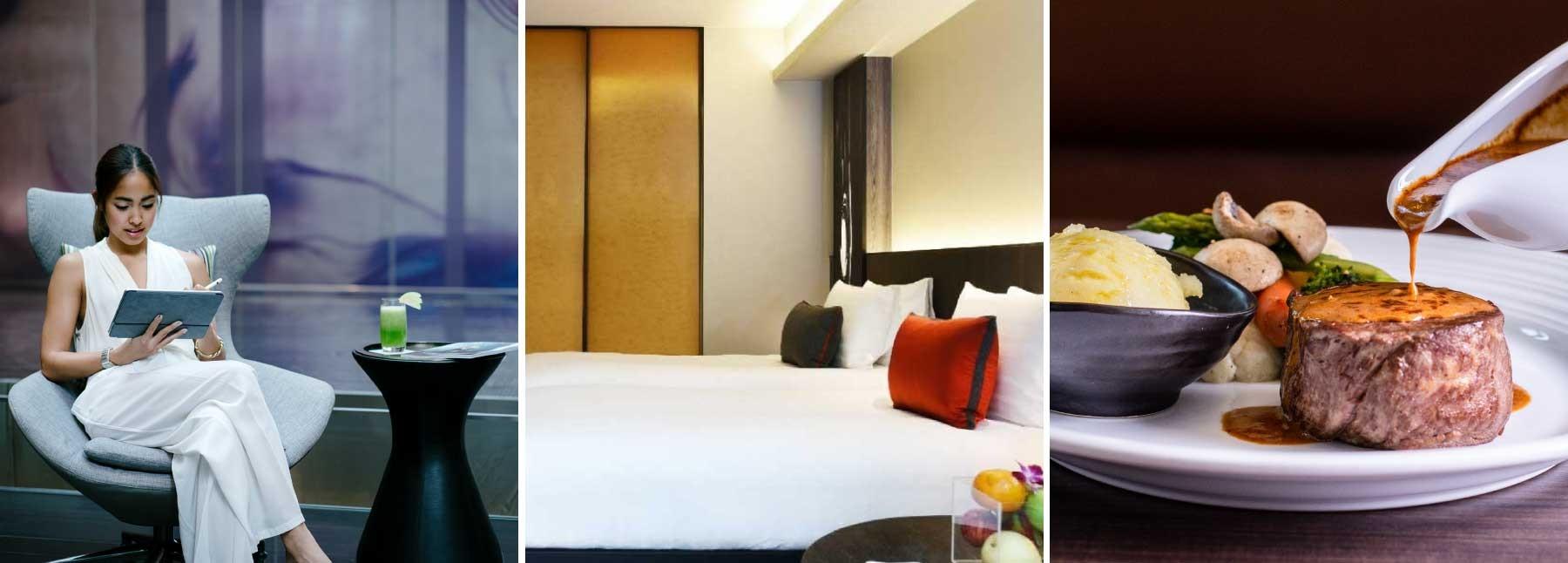 room packages in Bangkok