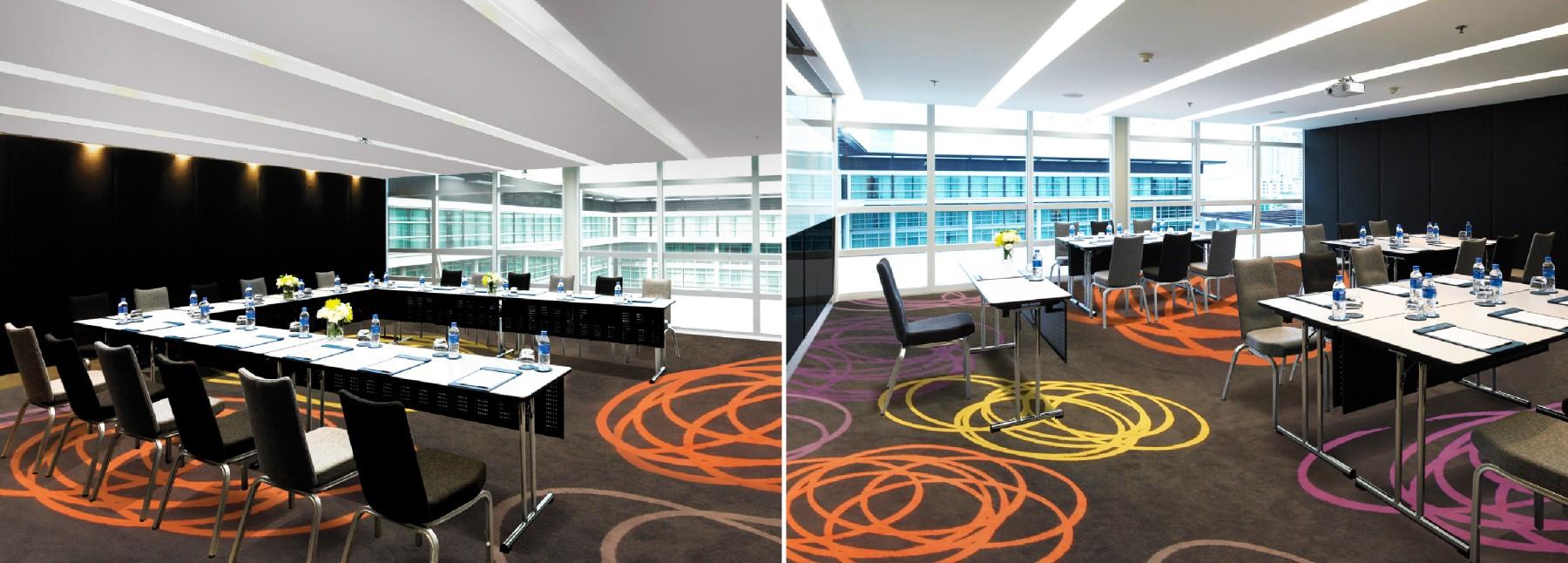meeting room in Bangkok