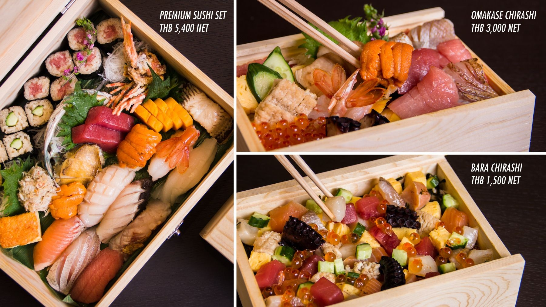 Omakase Box Delivery
