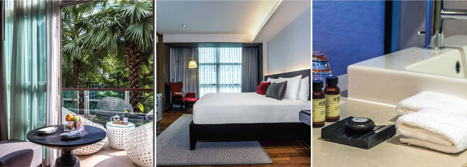โปรโมชั่นโรงแรมกรุงเทพ