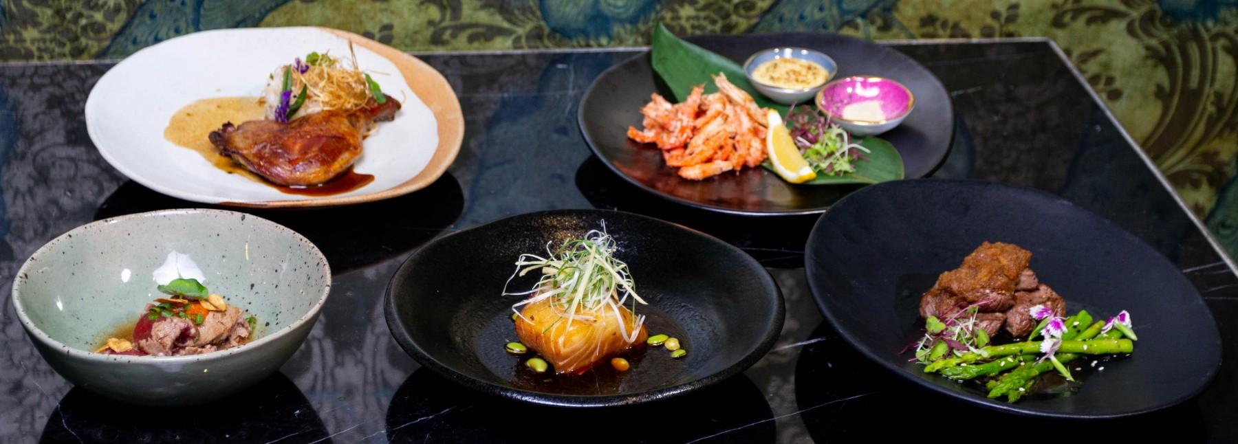 ชุดอาหารญี่ปุ่น 2 คอร์ส