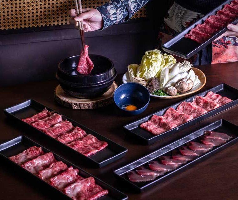 saga-beef-sukiyaki