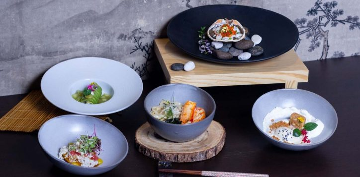 taraba-crab-set-menu