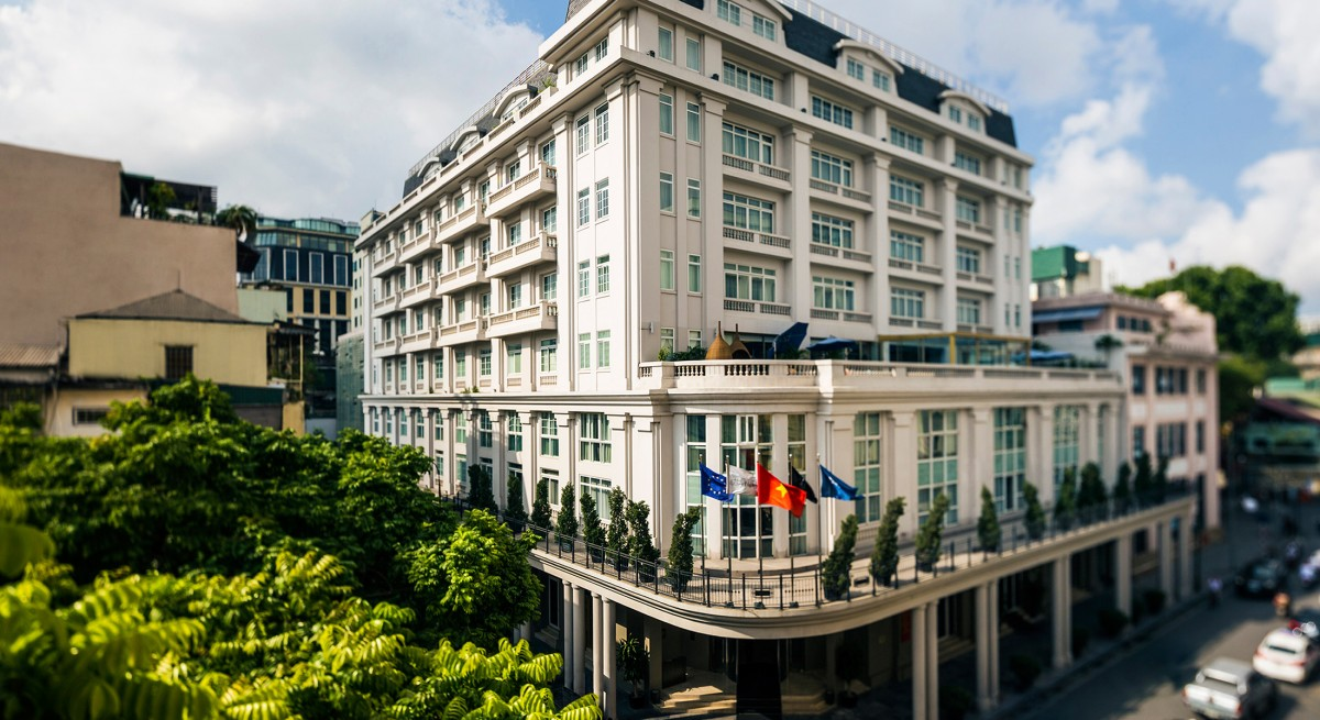 Hotel In Hanoi City
