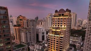 5 star luxury hotel in bangkok