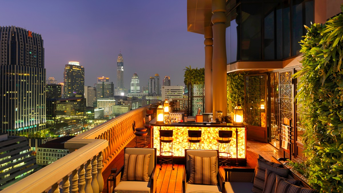 The Speakeasy Bangkok Rooftop Bar | Hotel Muse Bangkok
