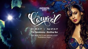 Prohibition Night - Carvival
