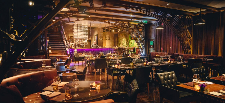 Italian Restaurant Bangkok Medici Kitchen Bar Hotel Muse Bangkok