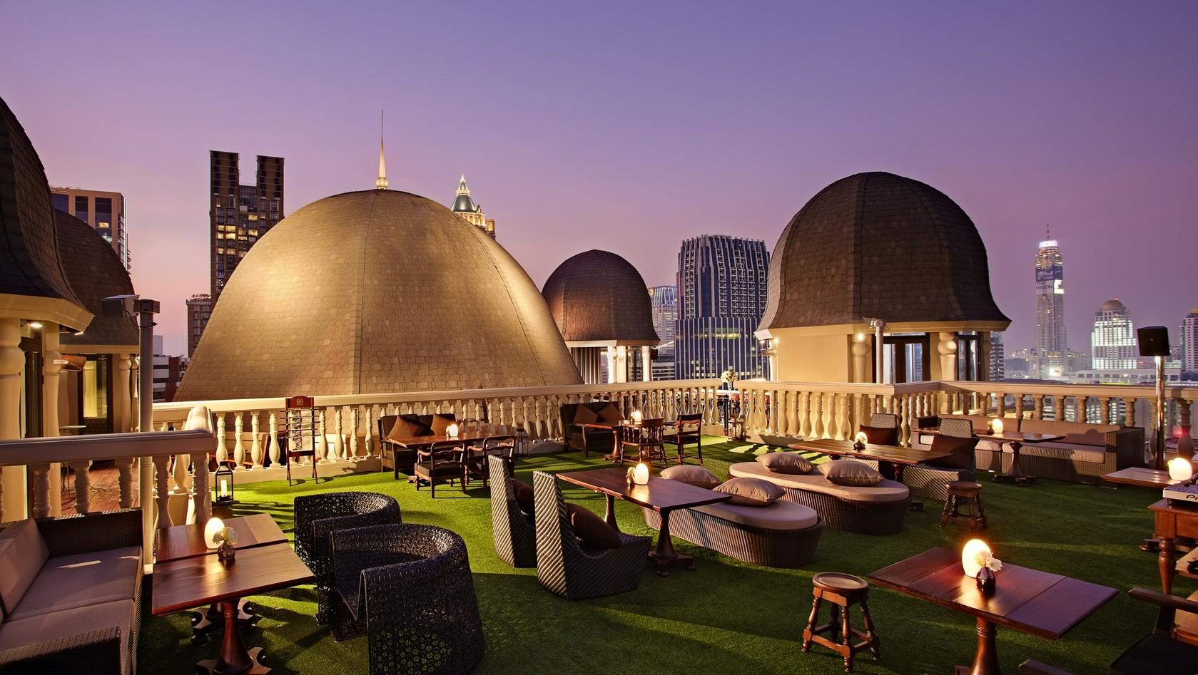 Rooftop Bar กรุงเทพ