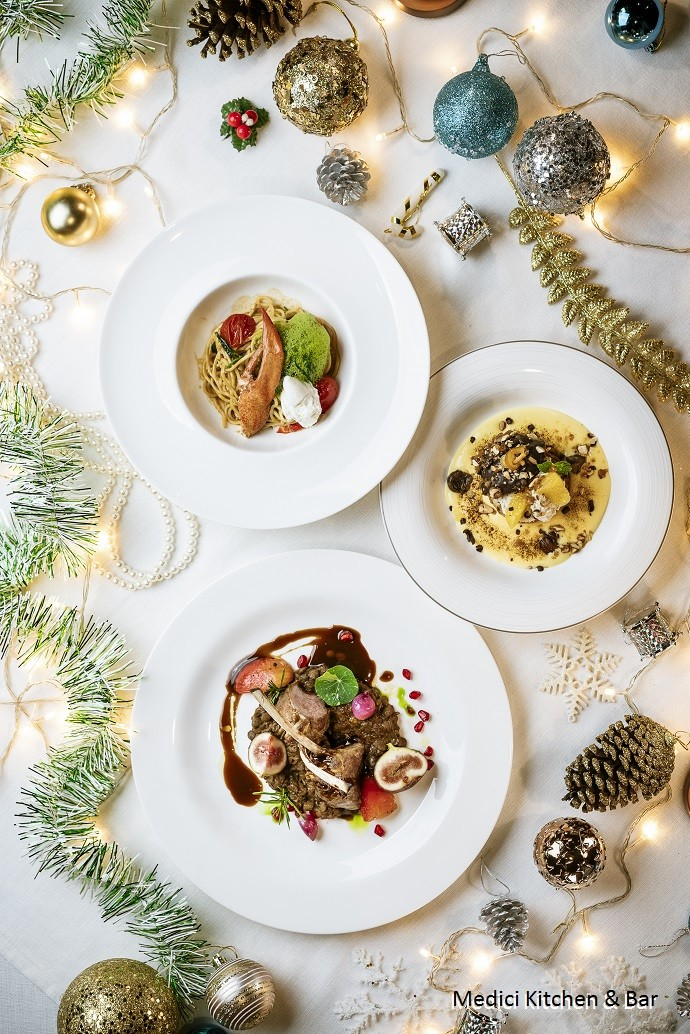 Festive Promotions in Bangkok - Festive Promotions in Bangkok - Christmas Dinner in Bangkok at Medici - Hotel Muse