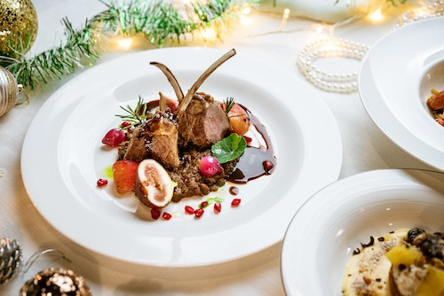 Christmas restaurant promotions at Hotel Muse Bangkok