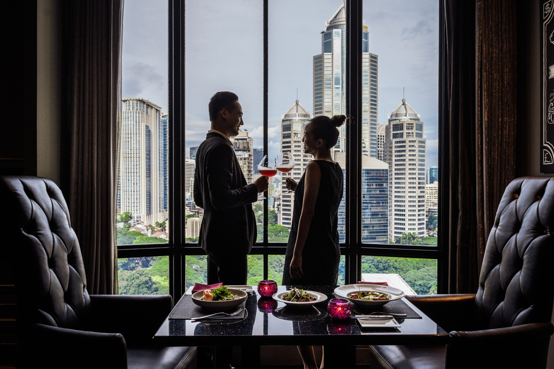 Romantic Restaurants in Bangkok
