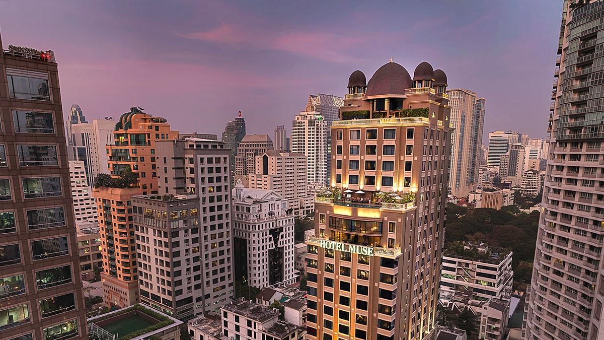 hotel for meeting in Bangkok