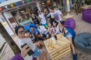 Staff party package mercure pattaya