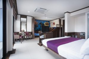 mercure pattaya family suite