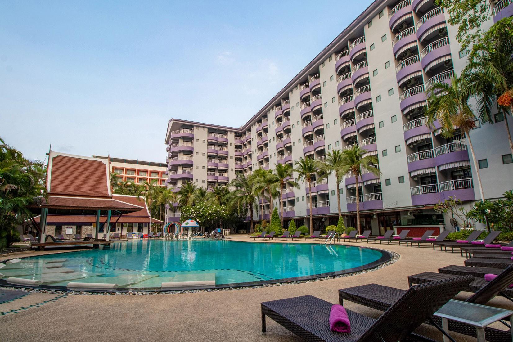 hotel in Pattaya city