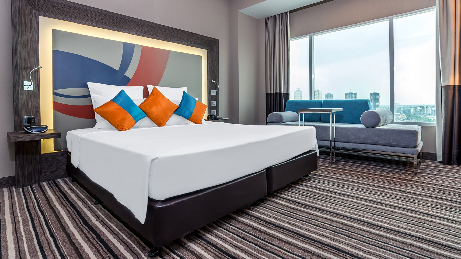 rooms of Hotel Near Don Muang Airport