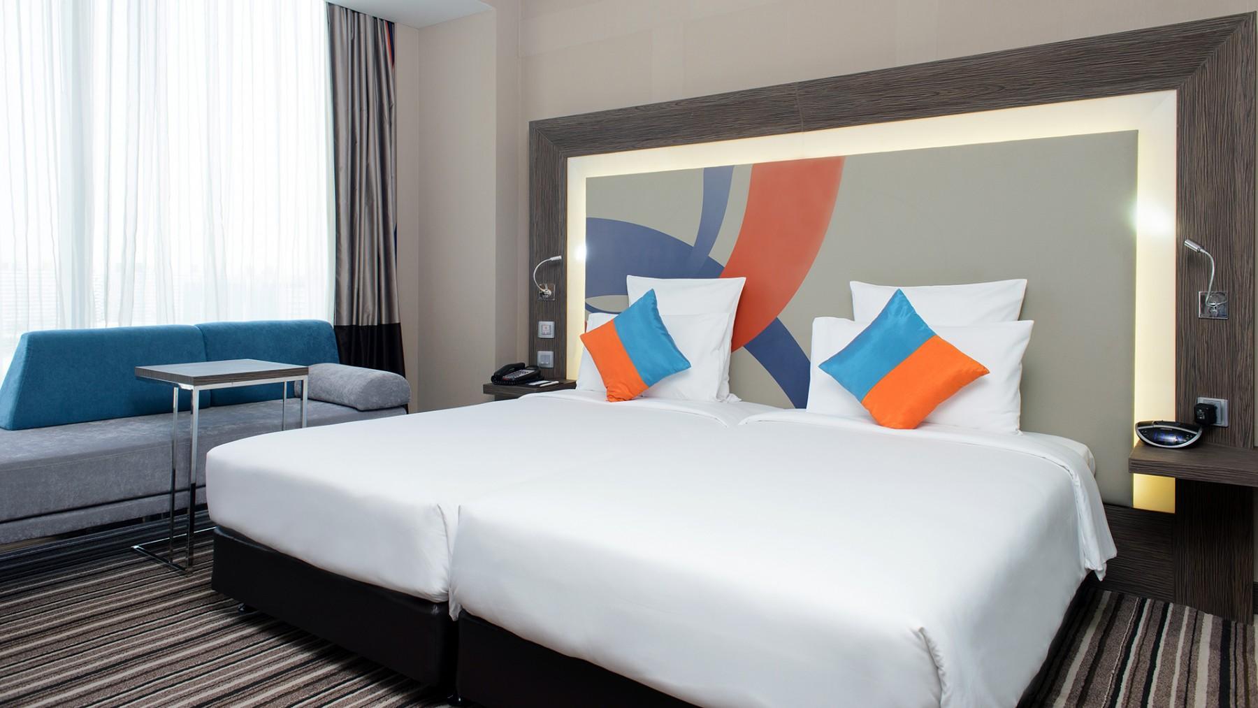 โรงแรมใกล้สนามบินกรุงเทพ