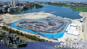 IMPACT SpeedPark Promotion