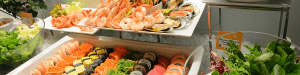 Lunch Buffet promotion