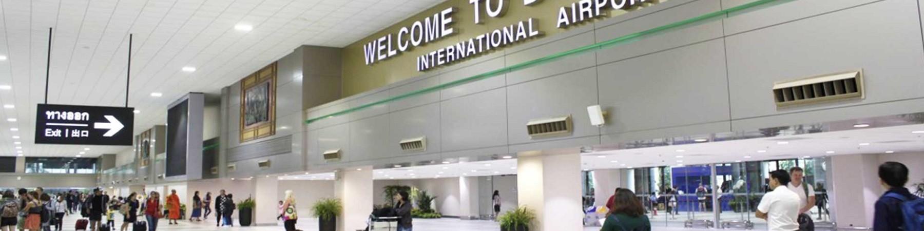 Top 10 Hotels Near Suvarnabhumi Intl Airport (BKK) for