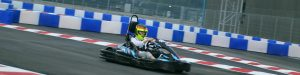 Go karting in Bangkok