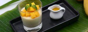 Mango dessert Bangkok