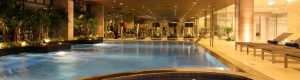 Bangkok hotel with indoor pool