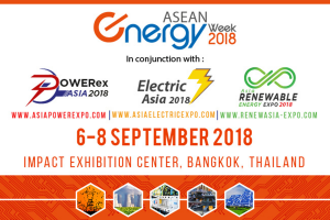 ASEAN ENERGY WEEK 2018