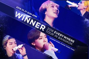 WINNER 2018 Everywhere Tour Bangkok