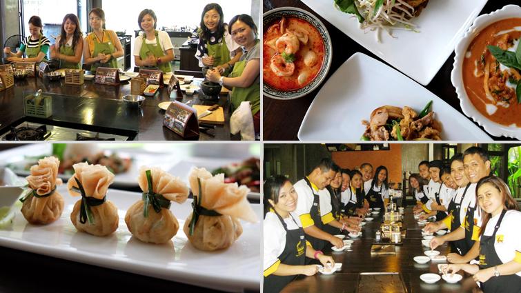 Bai Pai cooking school in Bangkok