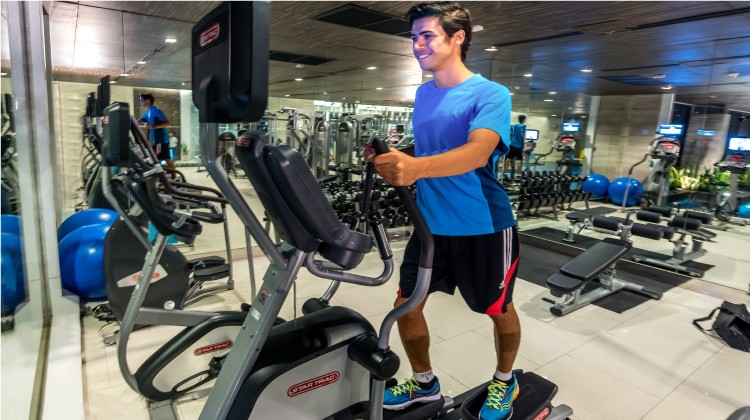Fitness Center Muang Thong