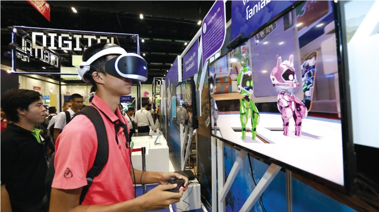 Thailand National Science and Technology Fair 2019
