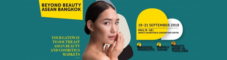 Beyond Beauty ASEAN BANGKOK - Novotel Bangkok IMPACT