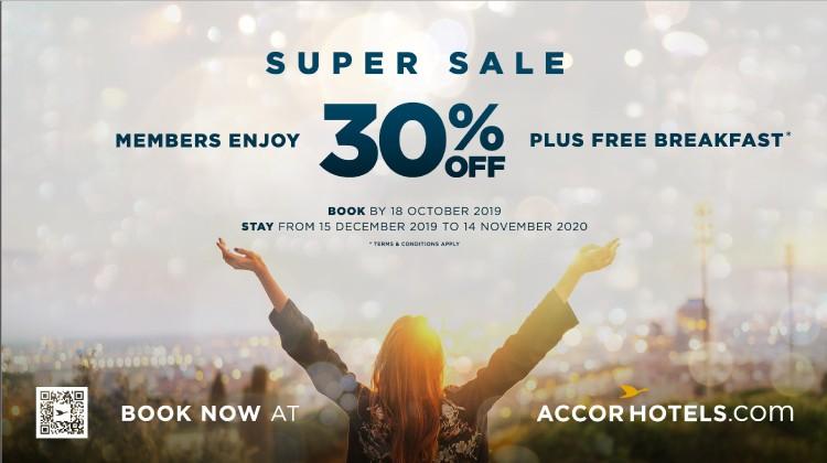 October Super Sale