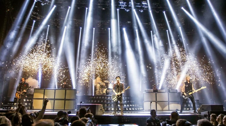 Green Day Live in Bangkok 2020