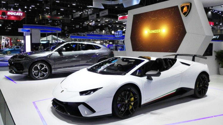 Bangkok International Motor Show 2020