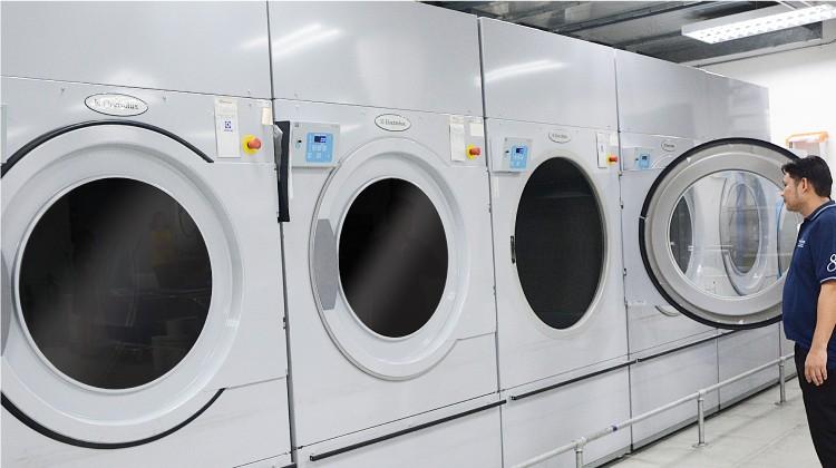 Laundry service in Bangkok