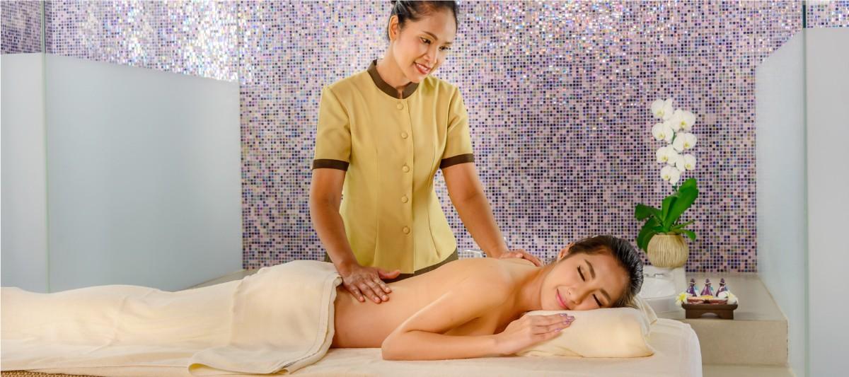 spa and massage at IMPACT