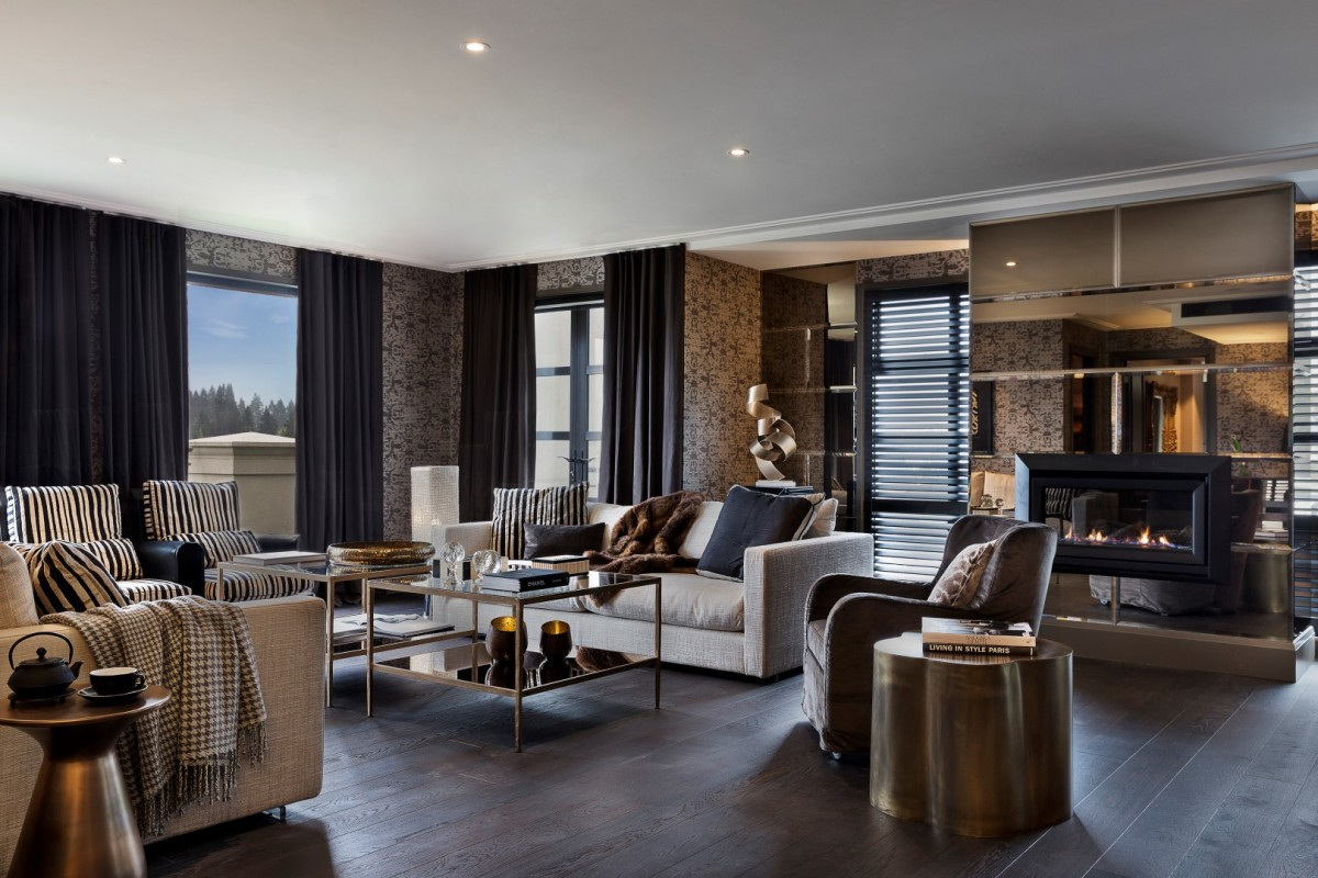 Penthouse No 10 Sofitel Queenstown Hotel Spa