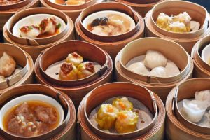 Unlimited Dim Sum Lunch