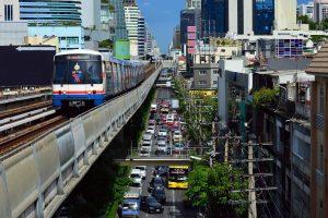 Hotel near BTS Siam
