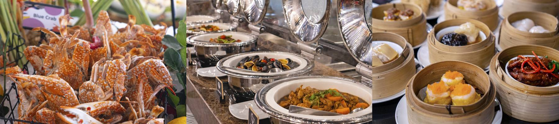 Bangkok Lunch Buffet Promotion