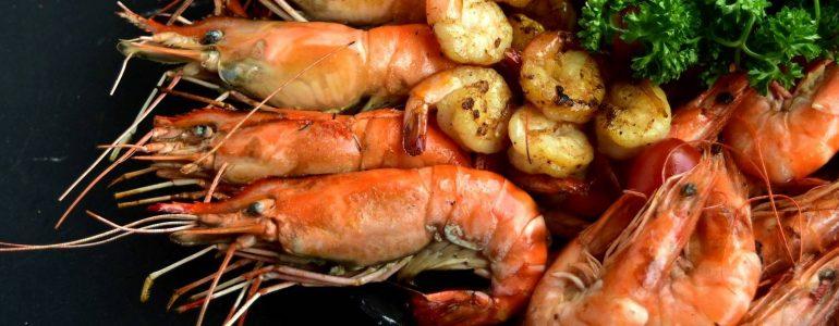 prawn-buffet-in-bangkok