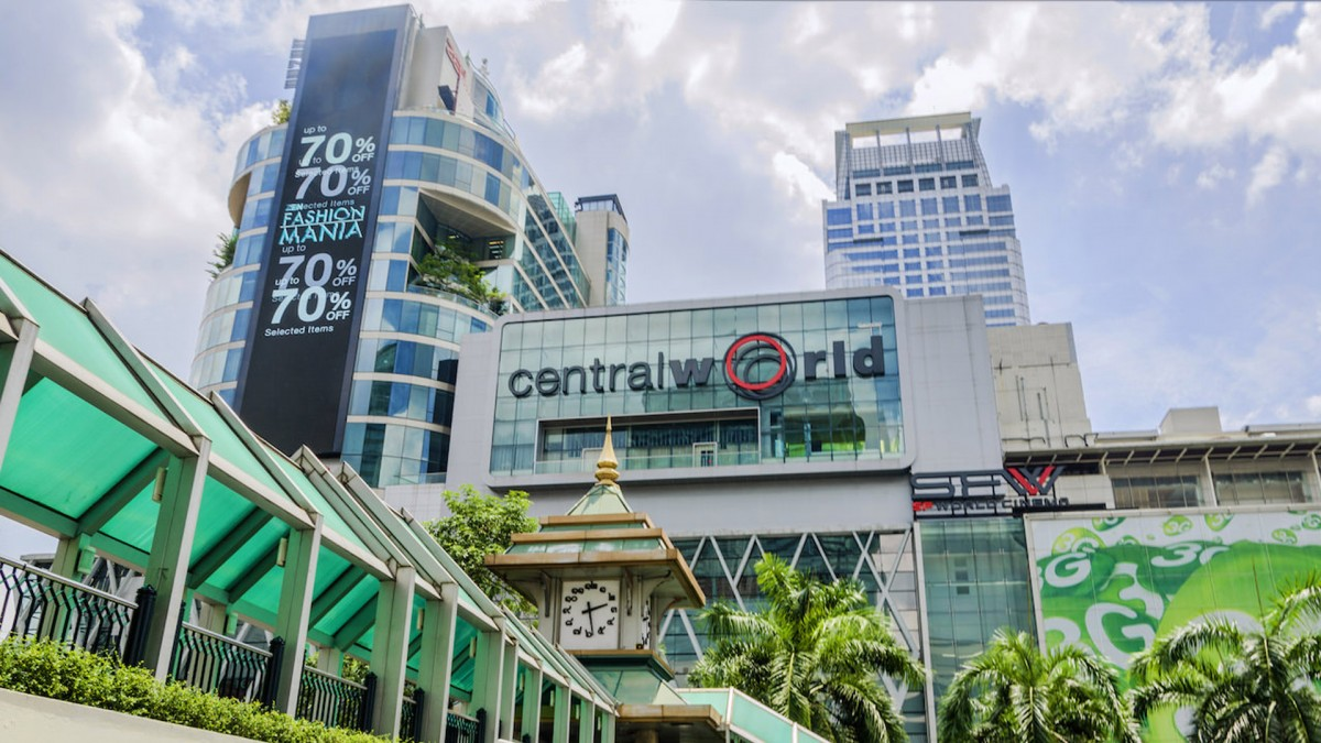 Hotel Near Centralworld Novotel Bangkok Platinum Pratunam