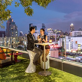 Bangkok wedding packages