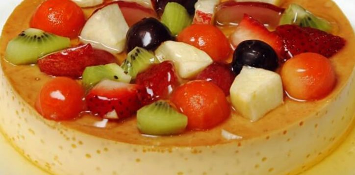 fruit-pudding